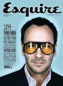 Tom Ford Esquire Spain